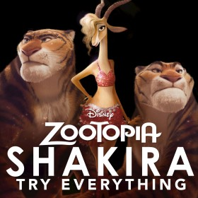 Zootopia: Try Everything
