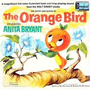 Orange Bird LP Front