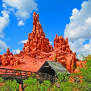 Big Thunder Mountain Railroad, Viewpoint 1