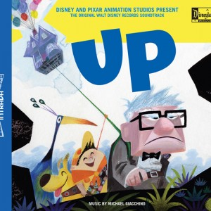 Up [Intrada w/Spine]