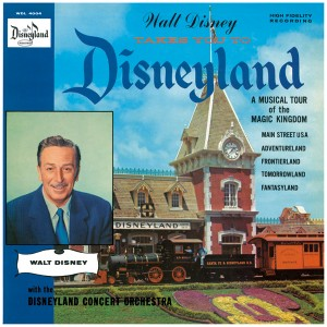 Walt Takes You to DL