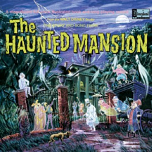 Haunted Mansion [Story]
